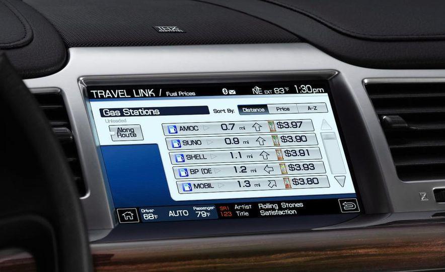 2009 Lincoln MKS - Slide 19