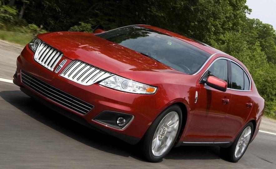 2009 Lincoln MKS - Slide 5