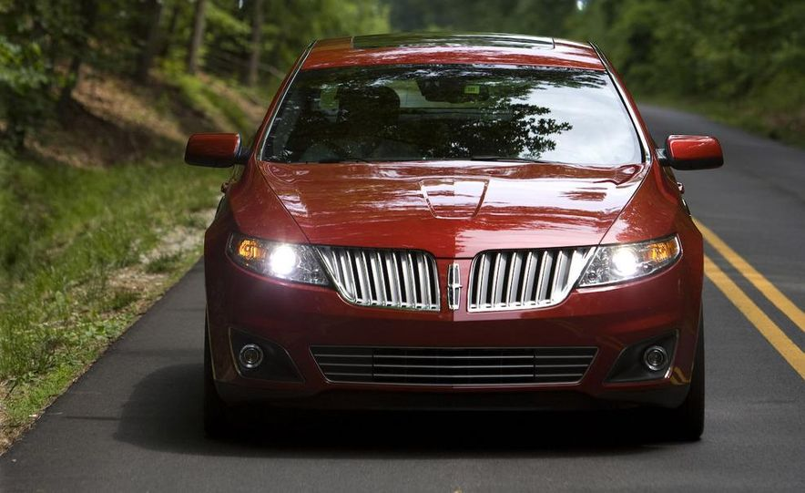 2009 Lincoln MKS - Slide 6