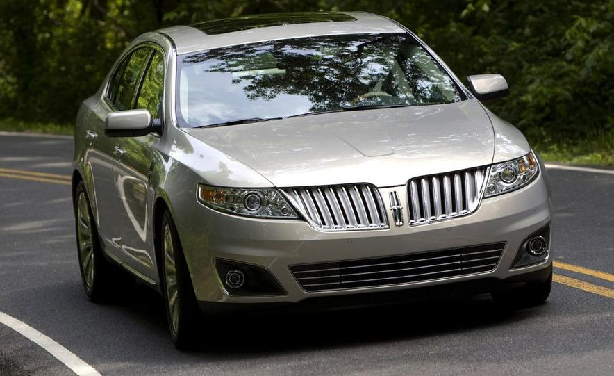 2009 Lincoln MKS - Slide 14