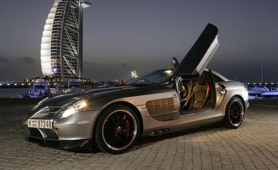 2011 Mercedes-Benz SLC Gullwing - Slide 15