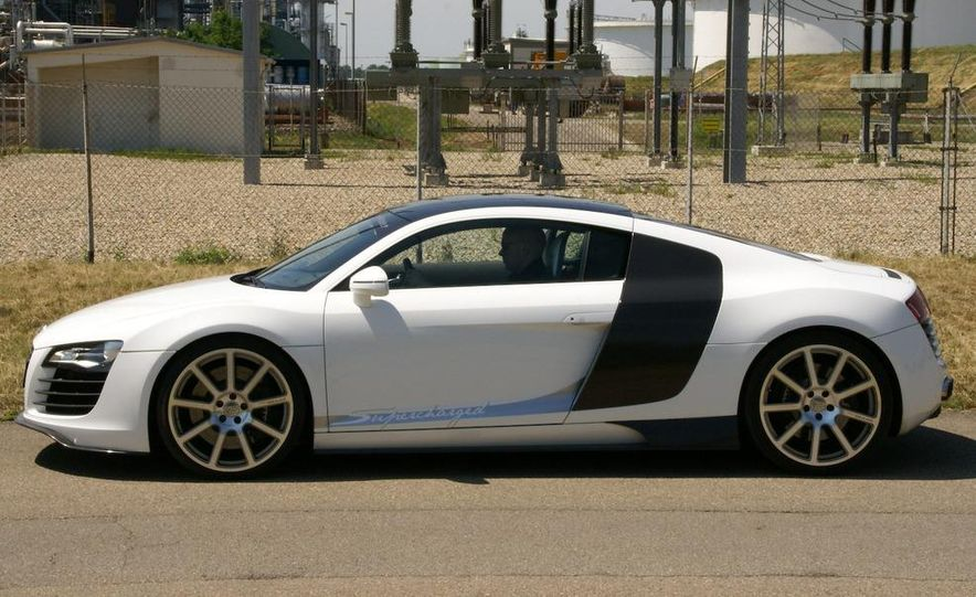 2008 MTM Audi R8 Supercharged - Slide 3