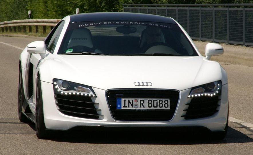 2008 MTM Audi R8 Supercharged - Slide 6