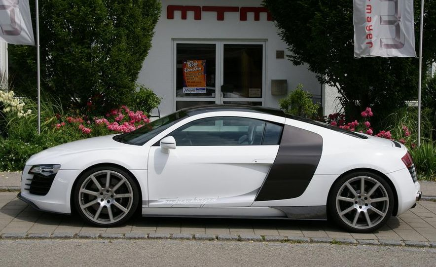 2008 MTM Audi R8 Supercharged - Slide 16