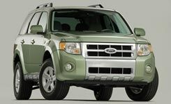 John Edwards, Al Gore - Ford Escape Hybrid