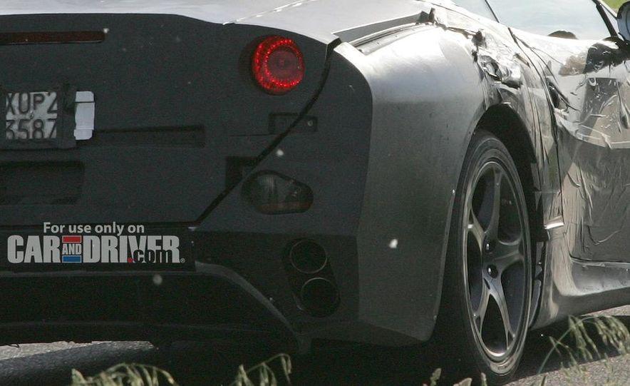 2009 Ferrari California - Slide 35