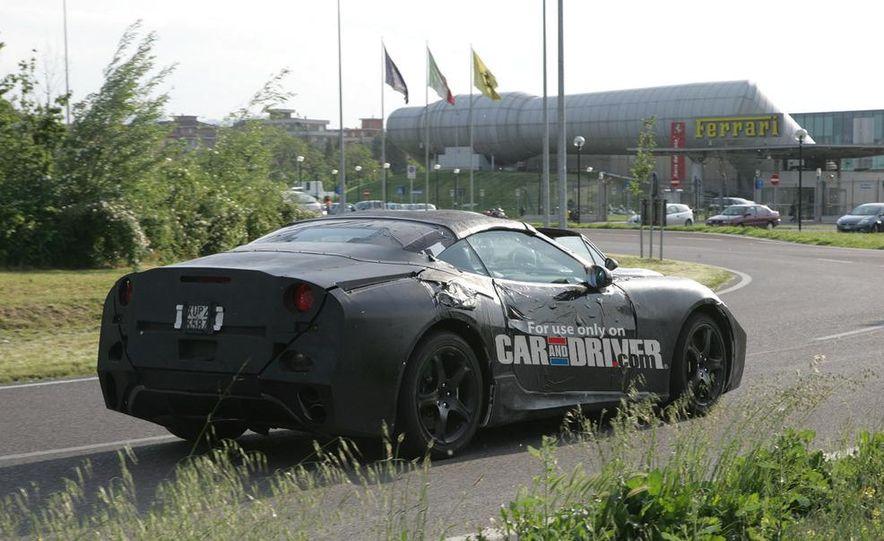 2009 Ferrari California - Slide 42