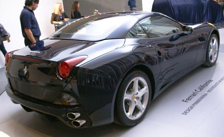 2009 Ferrari California - Slide 17