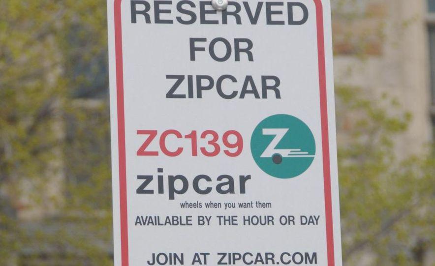 Zipcar Mazda 3 s 5-door - Slide 9