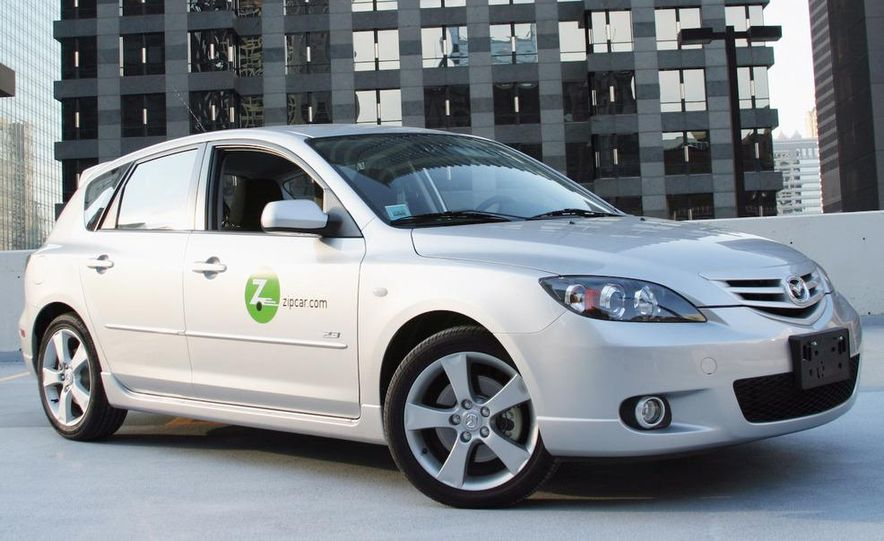 Zipcar Mazda 3 s 5-door - Slide 1