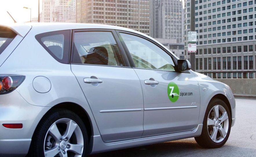 Zipcar Mazda 3 s 5-door - Slide 14
