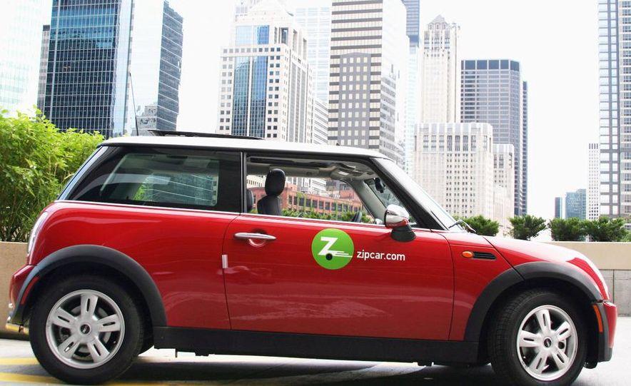 Zipcar Mazda 3 s 5-door - Slide 17