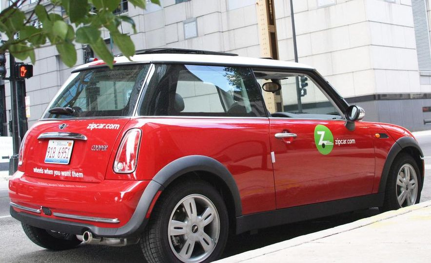 Zipcar Mazda 3 s 5-door - Slide 18