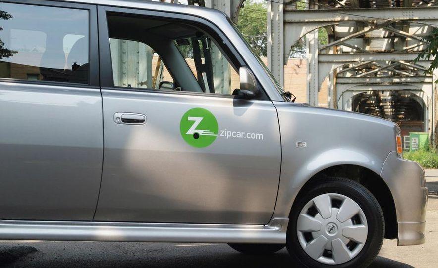 Zipcar Mazda 3 s 5-door - Slide 20