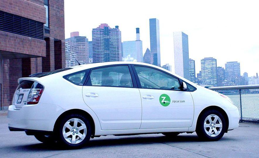Zipcar Mazda 3 s 5-door - Slide 19
