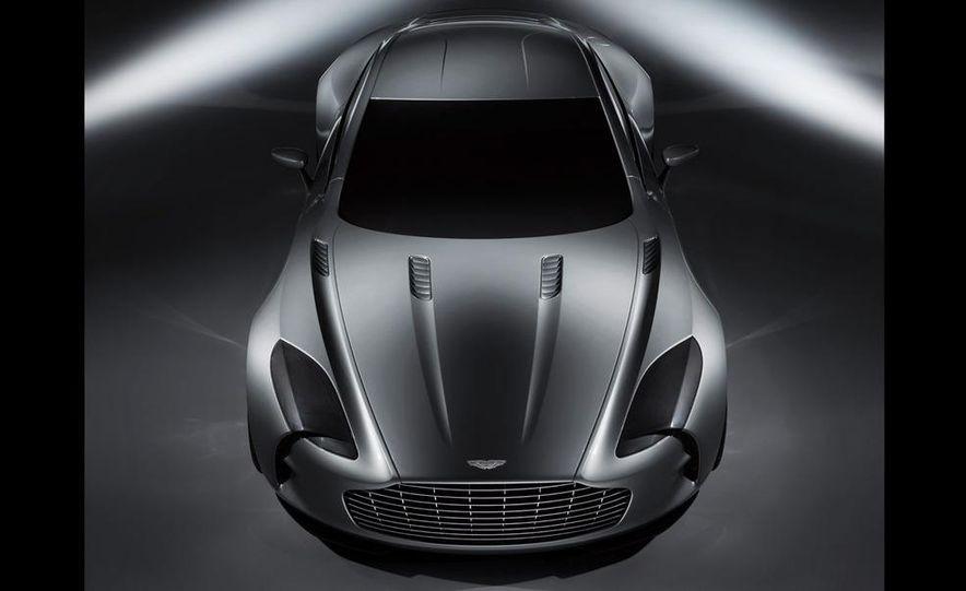 Aston Martin One-77 - Slide 2