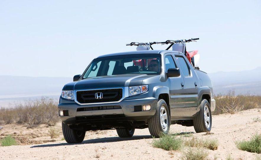 2009 Honda Ridgeline - Slide 5