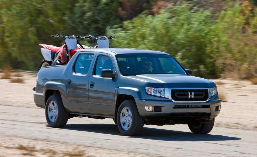 2009 Honda Ridgeline - Slide 20