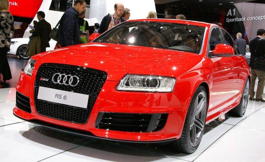 2009 Audi RS 6 (Not for U.S. sale) - Slide 1