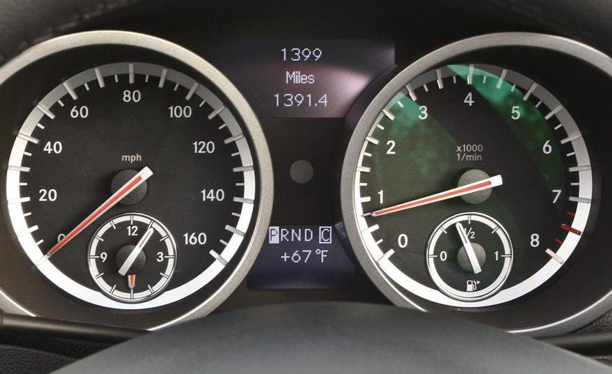 2009 Mercedes-Benz SLK350 - Slide 35