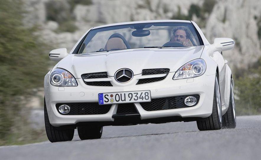 2009 Mercedes-Benz SLK350 - Slide 2