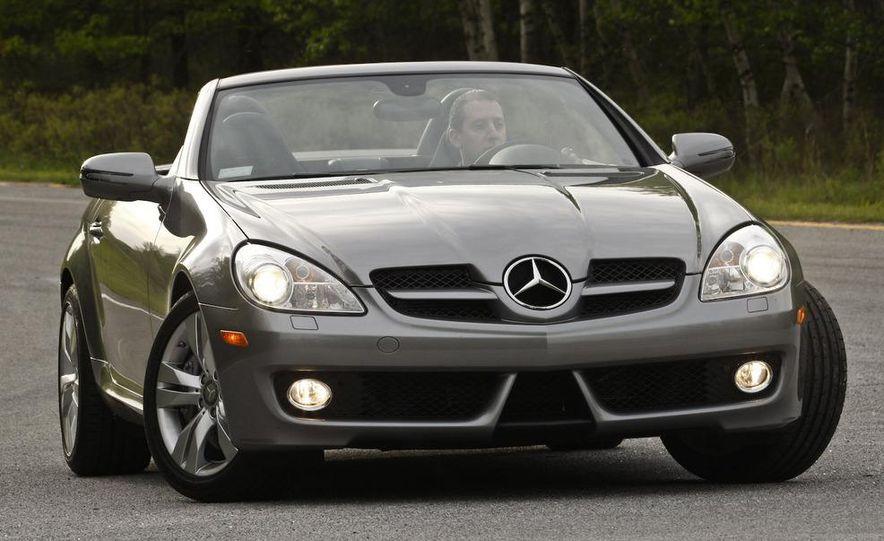 2009 Mercedes-Benz SLK350 - Slide 21