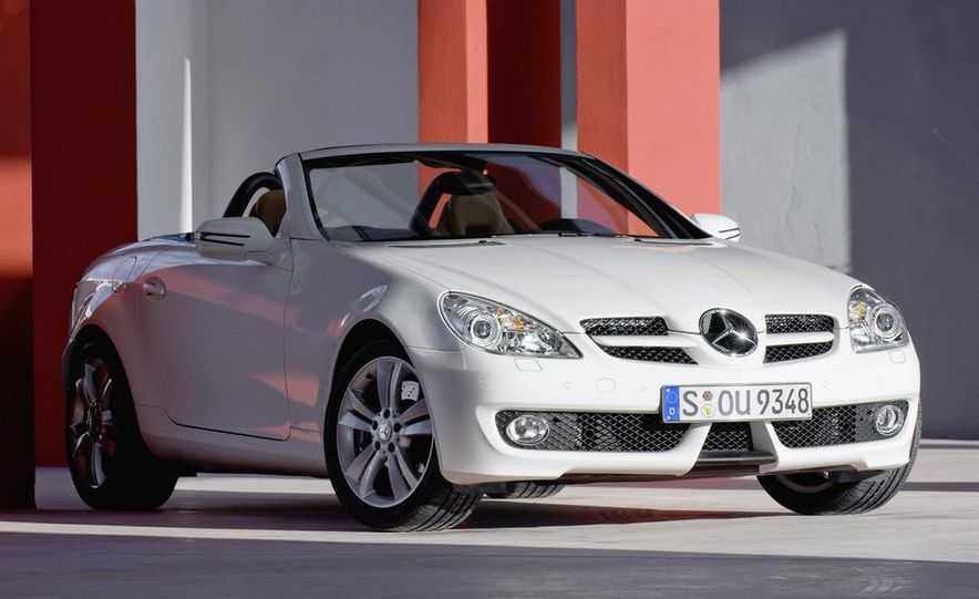 2009 Mercedes-Benz SLK350 - Slide 7