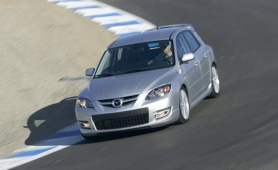 2008 Mazdaspeed 3 - Slide 1