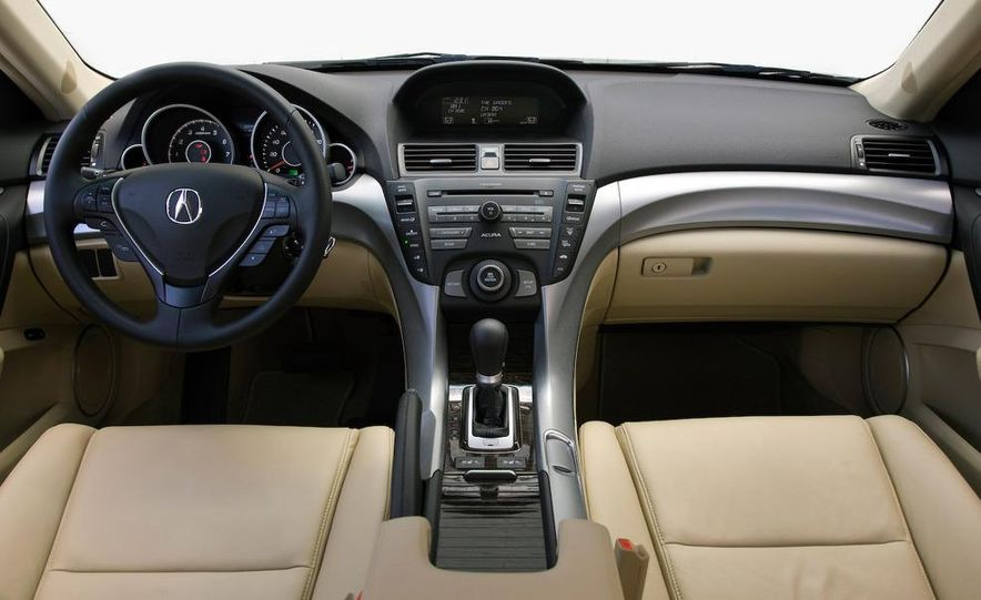 2009 Acura TL SH-AWD - Slide 34