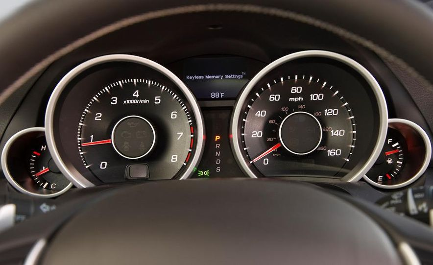 2009 Acura TL SH-AWD - Slide 28