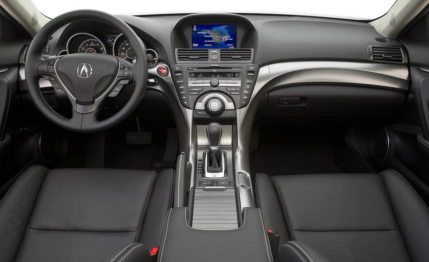2009 Acura TL SH-AWD - Slide 27