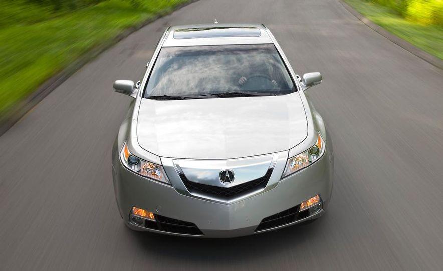 2009 Acura TL SH-AWD - Slide 4
