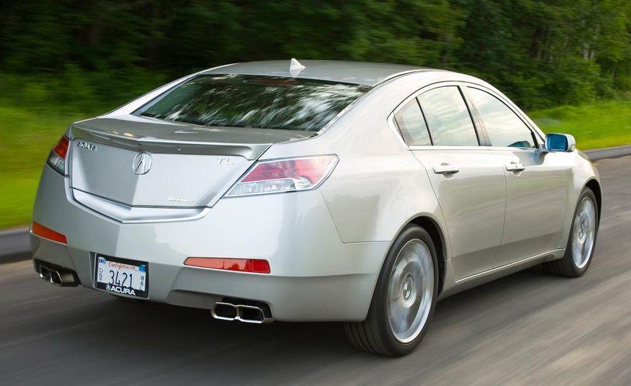 2009 Acura TL SH-AWD - Slide 5