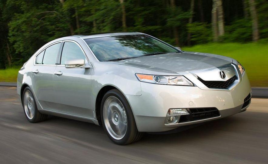 2009 Acura TL SH-AWD - Slide 6