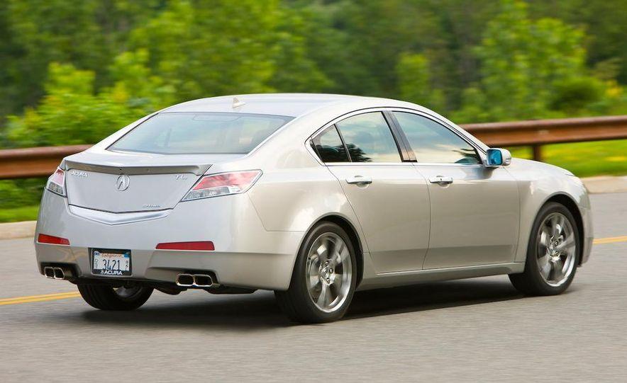 2009 Acura TL SH-AWD - Slide 9