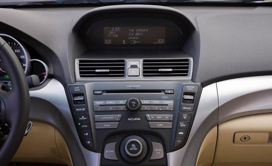 2009 Acura TL SH-AWD - Slide 35
