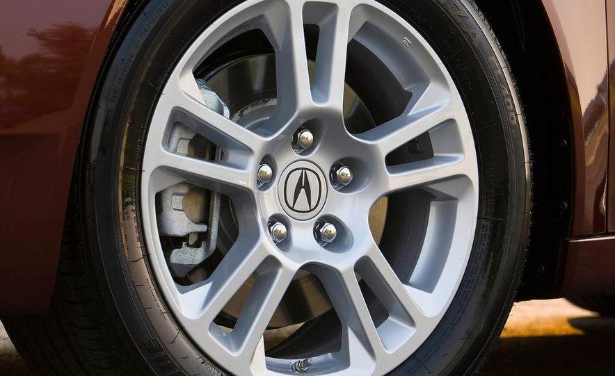 2009 Acura TL SH-AWD - Slide 33
