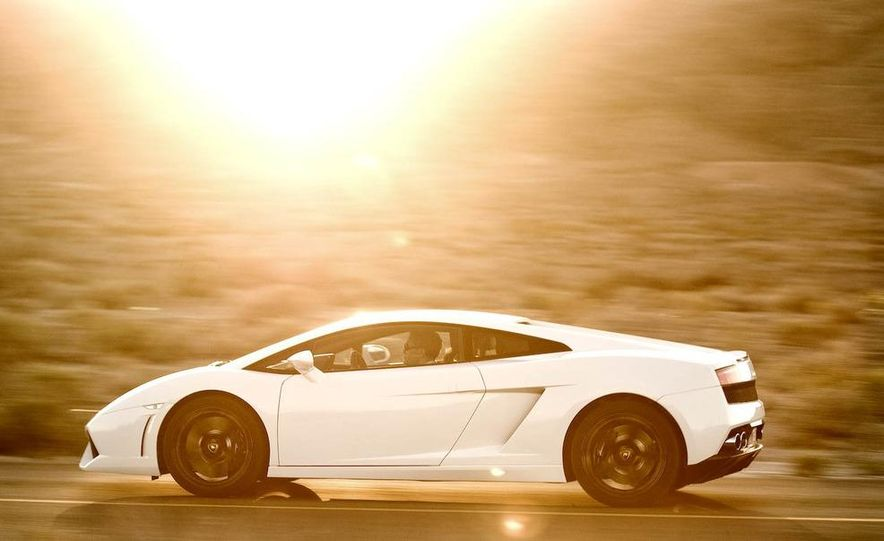 2009 Lamborghini Gallardo LP560-4 - Slide 2