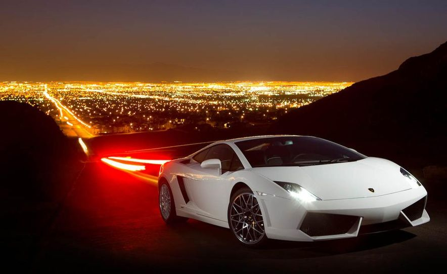 2009 Lamborghini Gallardo LP560-4 - Slide 14