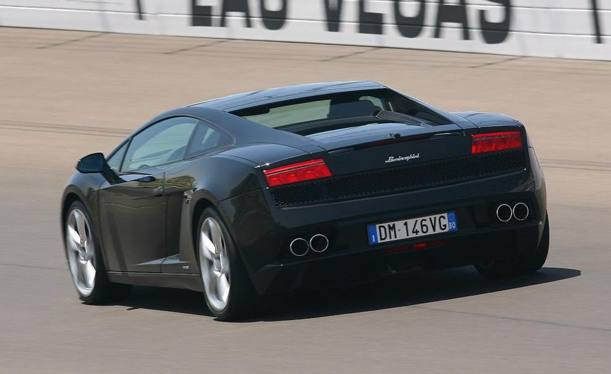 2009 Lamborghini Gallardo LP560-4 - Slide 18