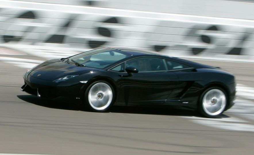2009 Lamborghini Gallardo LP560-4 - Slide 21