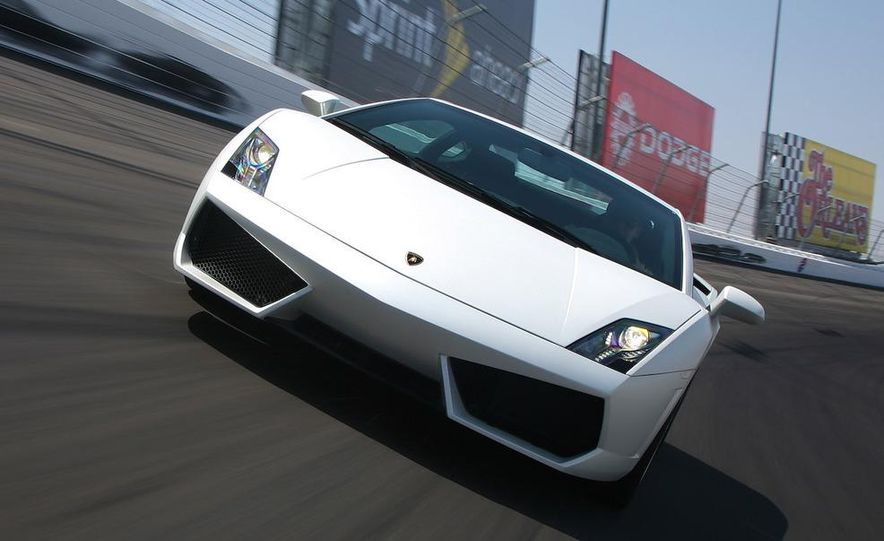 2009 Lamborghini Gallardo LP560-4 - Slide 22