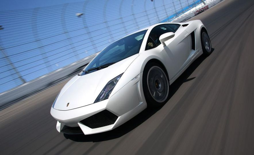2009 Lamborghini Gallardo LP560-4 - Slide 23