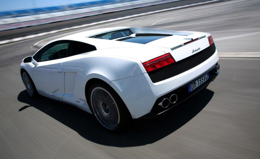 2009 Lamborghini Gallardo LP560-4 - Slide 24