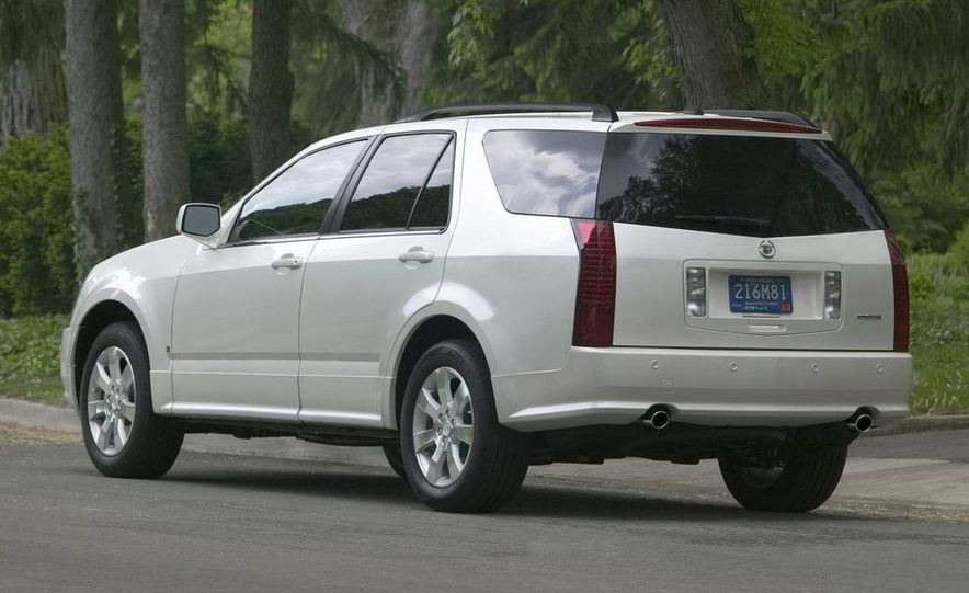 2010 Cadillac SRX - Slide 11