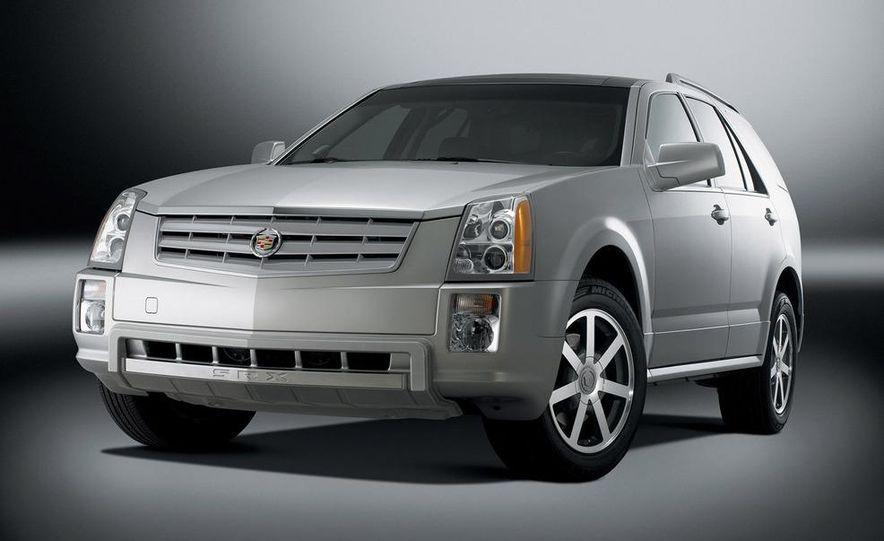 2010 Cadillac SRX - Slide 12