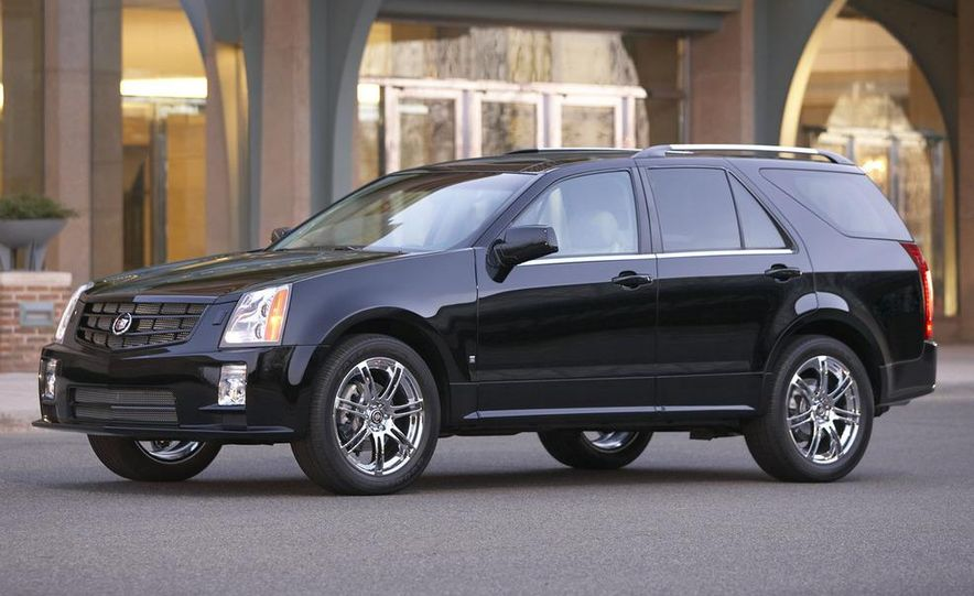 2010 Cadillac SRX - Slide 15