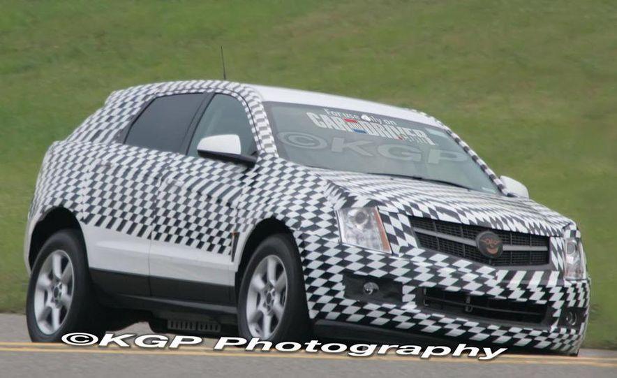 2010 Cadillac SRX - Slide 5
