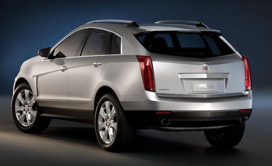 2010 Cadillac SRX - Slide 3