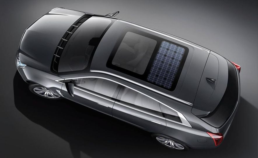 2010 Cadillac SRX - Slide 21